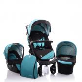 Комбинирана детска количка noble 3 в 1 CANGAROO 6605