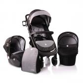 Комбинирана детска количка 3 в 1 CANGAROO 6608