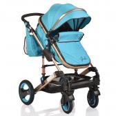 Комбинирана детска количка gala 2 в 1 Moni 6642