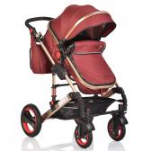 Комбинирана детска количка Gala 2 в 1 Moni 6645