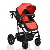 Комбинирана детска количка pavo 2 в 1 Moni 6669