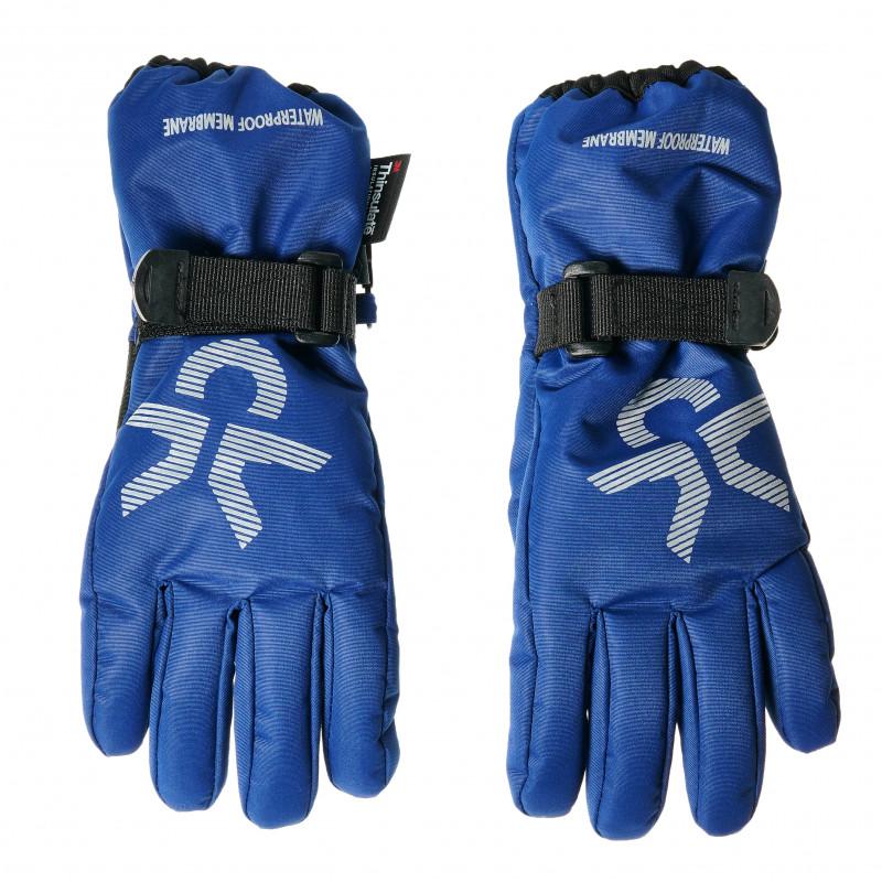 Ръкавици за момче със светлоотразителни елементи  68687
