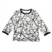 Пижама от 2 части , органик памук за момче NINI 68958