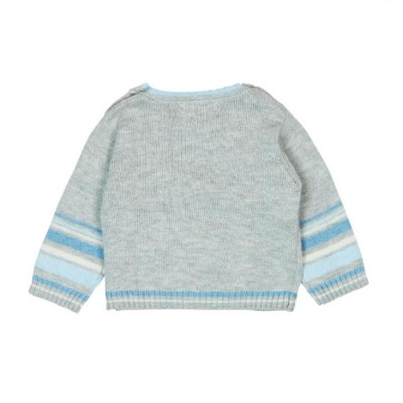Пуловер за момче Boboli 69 2