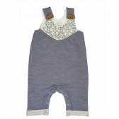 Памучна пижама с дълъг ръкав за бебе - унисекс Pinokio 69036