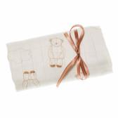 Памучна пелена за бебе 75x75 см. Pinokio 69052