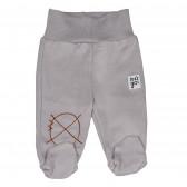 Памучни ританки с широк ластик за бебе момче Pinokio 69122