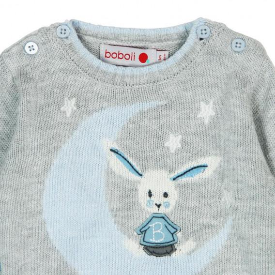 Пуловер за момче Boboli 70 3