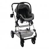 Комбинирана детска количка FONTANA 3 в 1 с швейцарска конструкция и дизайн ZIZITO 71940 4