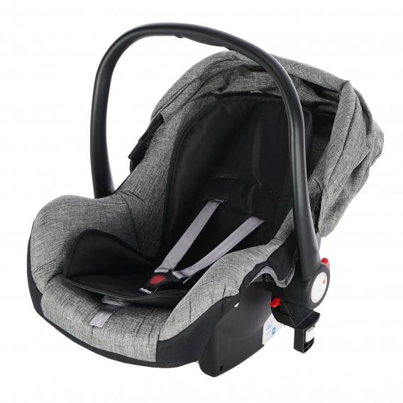 Комбинирана детска количка FONTANA 3 в 1 с швейцарска конструкция и дизайн ZIZITO 71943 7