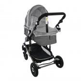 Комбинирана детска количка FONTANA 3 в 1 с швейцарска конструкция и дизайн ZIZITO 71948 12