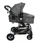 Комбинирана детска количка FONTANA 3 в 1 с швейцарска конструкция и дизайн ZIZITO 71951 14