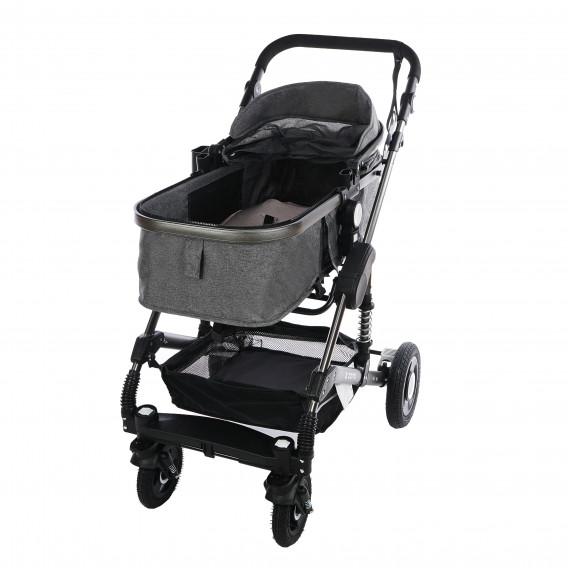 Комбинирана детска количка FONTANA 3 в 1 с швейцарска конструкция и дизайн ZIZITO 71954 17
