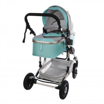 Комбинирана детска количка FONTANA 3 в 1 ZIZITO 71969