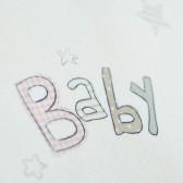 """Перде розово- """"baby"""" Венис 7199"""