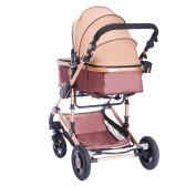 Комбинирана детска количка FONTANA 3 в 1 с швейцарска конструкция и дизайн ZIZITO 71986 5