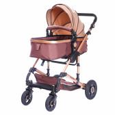 Комбинирана детска количка FONTANA 3 в 1 с швейцарска конструкция и дизайн ZIZITO 71987 2