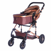 Комбинирана детска количка FONTANA 3 в 1 с швейцарска конструкция и дизайн ZIZITO 71988 6