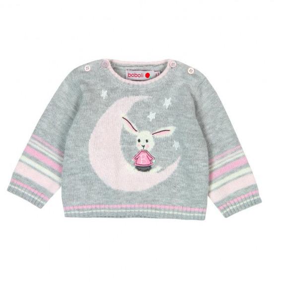 Пуловер за момиче Boboli 72