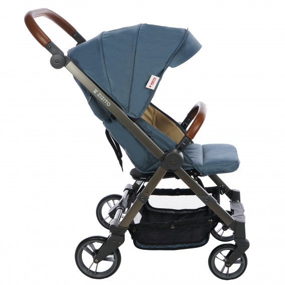 Детска количка BIANCHI с швейцарска конструкция и дизайн ZIZITO 72033 2