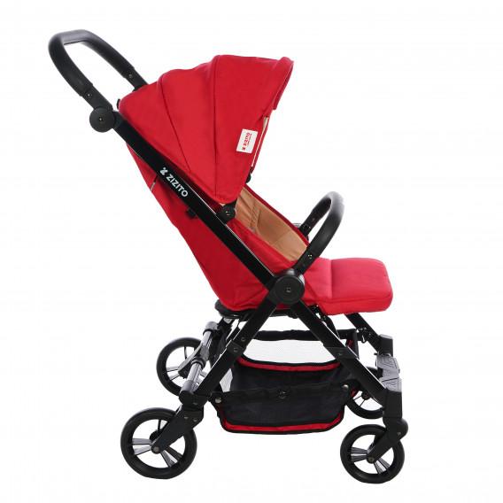 Детска количка BIANCHI с швейцарска конструкция и дизайн ZIZITO 72056 2