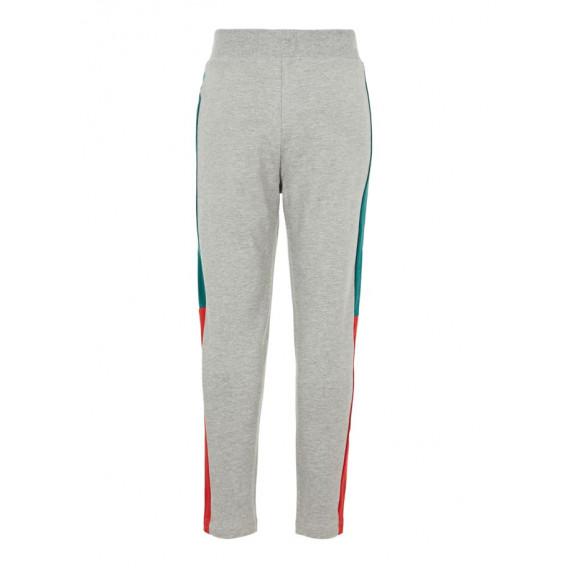 Памучен спортен панталон унисекс Name it 72711 2