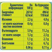 Пюре Пилешко месо със зеленчуци Nestle Gerber, 7+ месеца, бурканче 190 гр. Nestle 73093 3