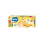 Бебешки бисквити Nestle, 6+ месеца, кутия 180 гр. Nestle 73195