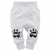Памучен панталон за бебе - унисекс Pinokio 735