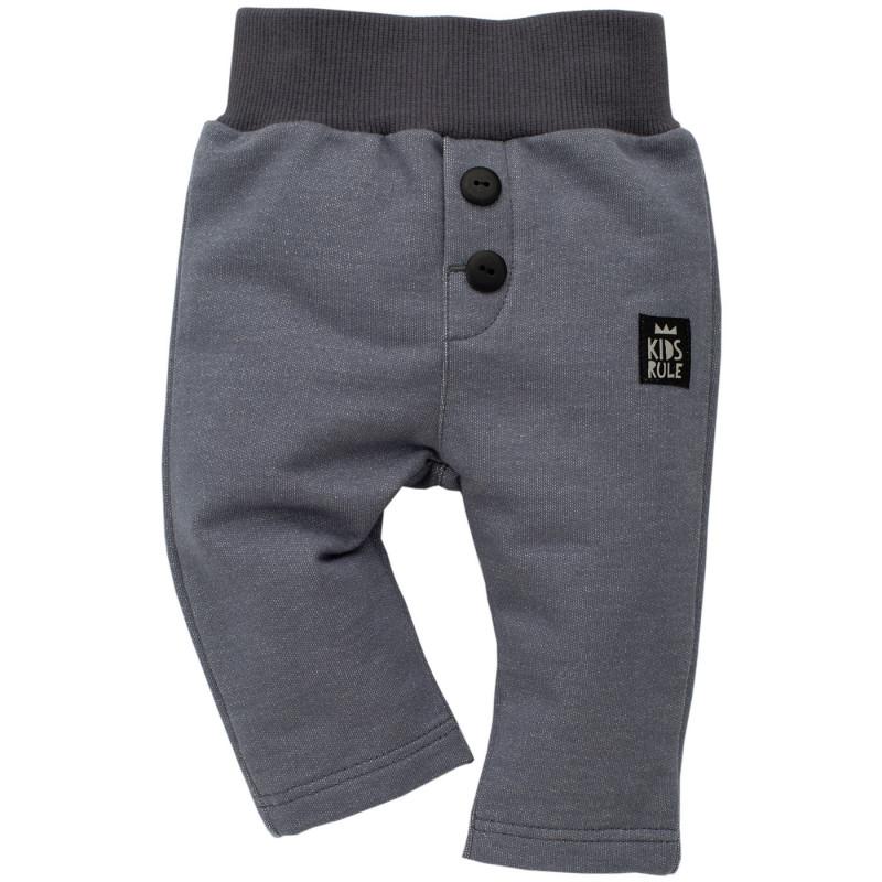 Памучен панталон за бебе момче  747