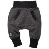 Памучен панталон тип потури за бебе - унисекс Pinokio 748
