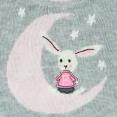 Пуловер за момиче Boboli 75 4