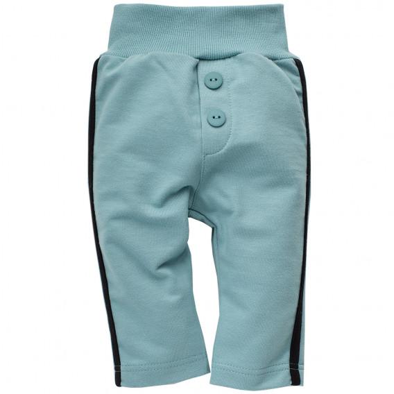 Памучен панталон за бебе - унисекс Pinokio 771