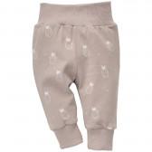 Памучен панталон за бебе - унисекс Pinokio 773