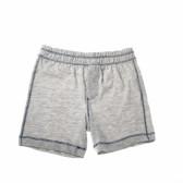Къси памучни панталони за бебе момче OVS 7948