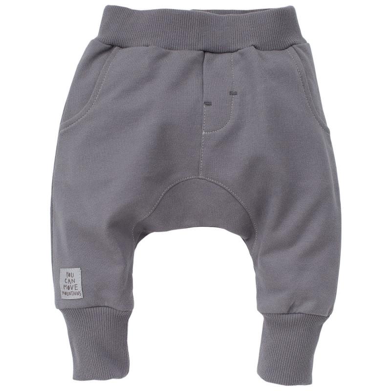Памучен панталон тип потури за бебе момче  801