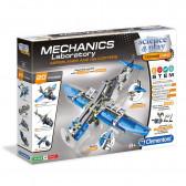 Конструктор самолет- mechanics laboratory 200 части CLEMENTONI 8133