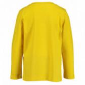 Памучна блуза с дълъг ръкав за момче BLUE SEVEN 81500 2