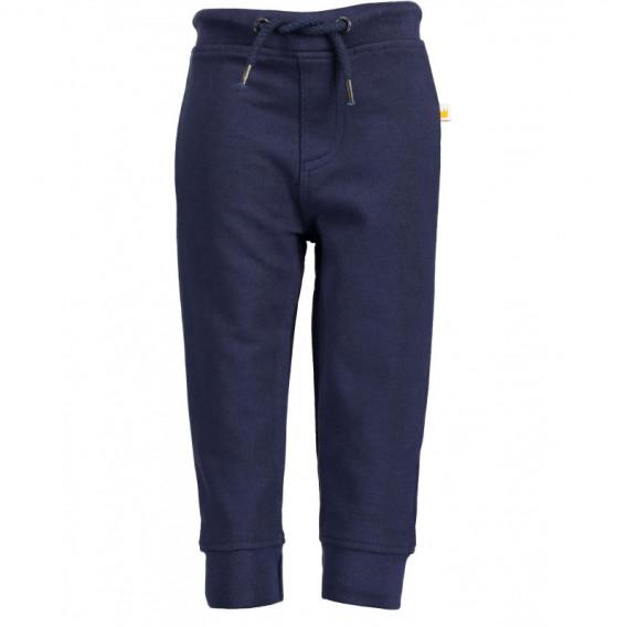 Памучен панталон за бебе момче BLUE SEVEN 81549