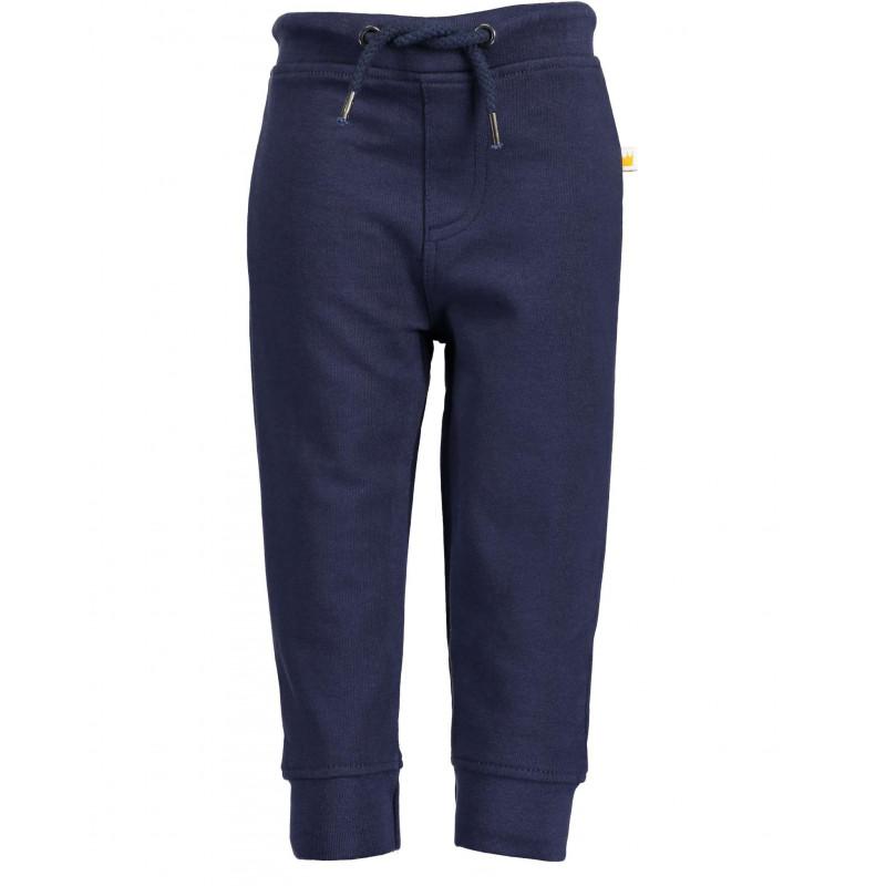 Памучен панталон за бебе момче  81549