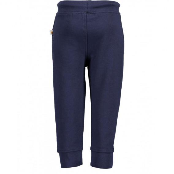 Памучен панталон за бебе момче BLUE SEVEN 81550 2