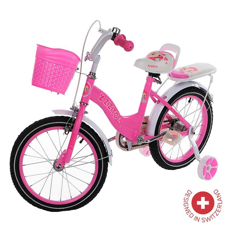 Детски велосипед ANABEL 16, розов  81900