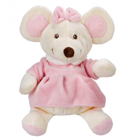 Плюшената играчка мишка- 20 см Artesavi 81996