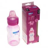 Бебешка цветна  бутилка 330 мл. BebeDue 82416 6