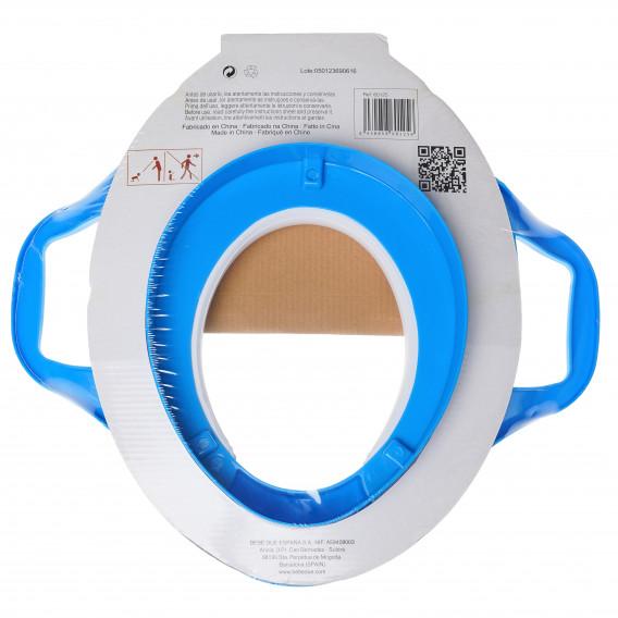 Мека поставка за тоалетна чиния с дръжки BebeDue 82455 2