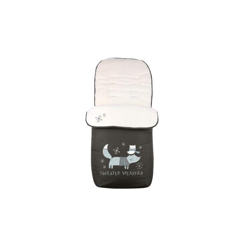Чувалче за количка Polar fox black  8249