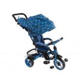 "Триколка ""alonsy blue bikes"" Kikkaboo 8252"