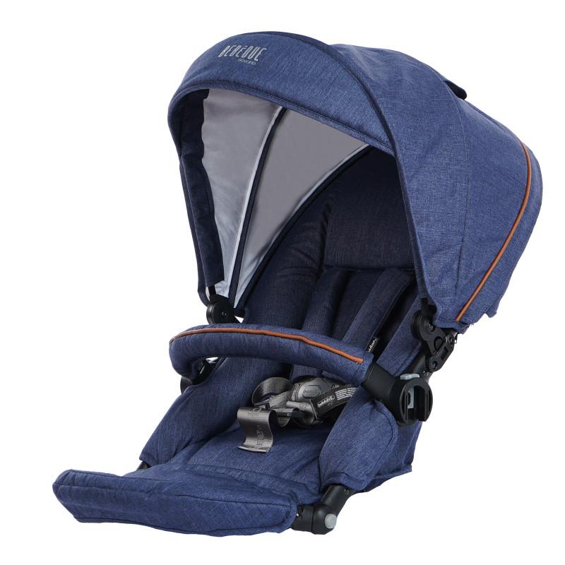 Детска количка BEYOND, синя   82585