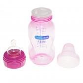 Бебешка цветна  бутилка 330 мл. BebeDue 82644 2