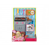 Комплект мебели за навън, асортимент Barbie 8272